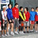 Campeonato del Mundo de Escadala en Velocidad IFSC 2011 Arco - Foto Diego Patete