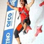 Qixin Zhong Campeon Mundo Escadala Velocidad IFSC 2011 Arco - Foto Diego Patete
