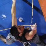 Ramón Julián Campeon del Mundo de Dificultad IFSC 2007 en Avilés