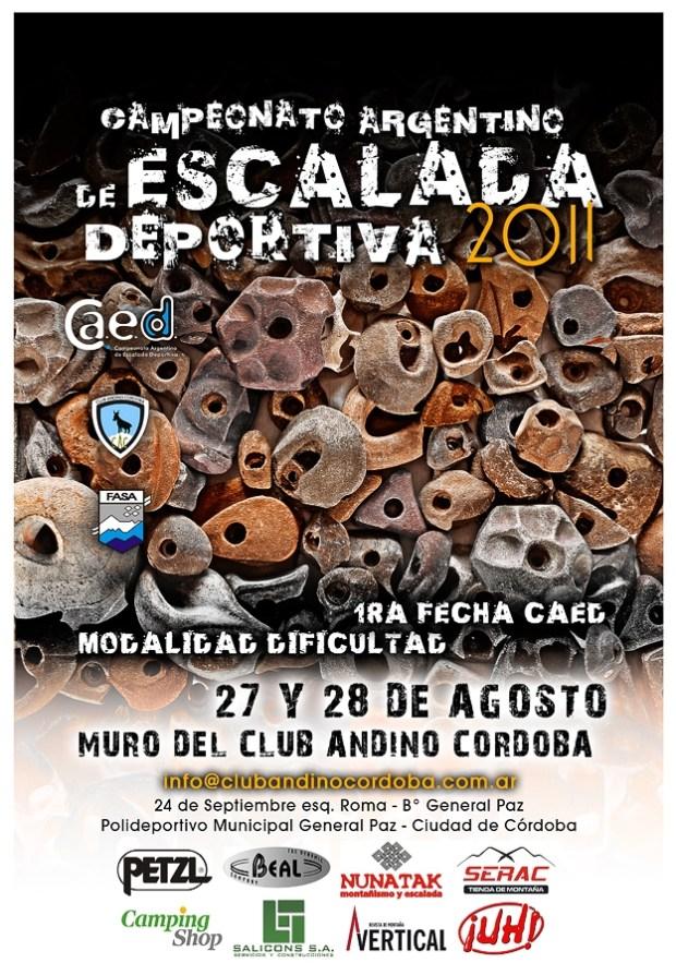 1ra Válida de Dificultad Copa Venezuela Senior de Escalada 2011