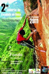 2do Festival de Escalada en roca en la Mesa de los Santos Colombia