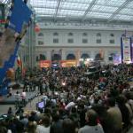 Copa del Mundo de Escalada en Velocidad UIAA Moscu 2006
