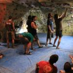 3ra prueba de boulder Els Bous de la Salle - Fotos Lliga de Bloc Interclubs