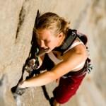 Beth Rodden en Yosemite - Foto La Sportiva