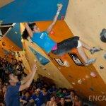 Quetzali Galindo 1er Abierto de Boulder Onix en Mexico
