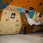 Final categoria Intermedio 1er Abierto de Boulder Onix en Mexico
