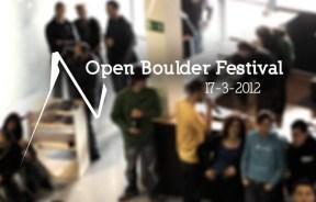 Open de Boulder Festival The Climb en Madrid