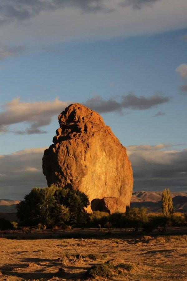 Piedra Parada Petzl RocTrip Argentina 2012