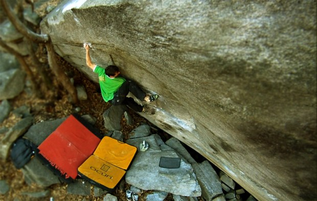 Videos de escalada boulder Climber's Journal Serie