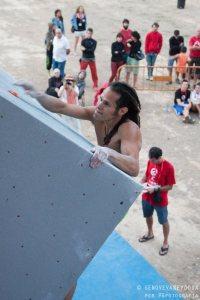 Carlos Catari en el Festival Mxterm Margalef 2012