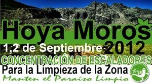 Concentración de Escaladores y Limpieza del Sector de Boulder Hoya Moros