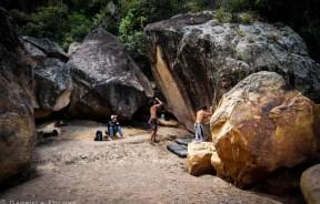Sector de escalada Las Minas - Tachira Venezuela