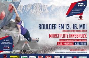 Campeonato Europeo Escalada IFSC 2015 - Innsbruck