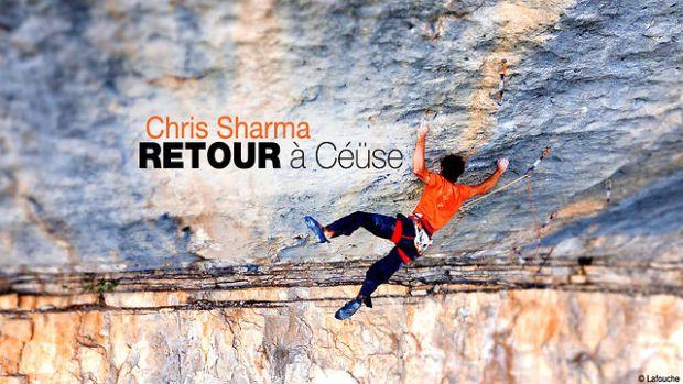 Video de escalada deportiva: Chris Sharma regresa a Ceüse