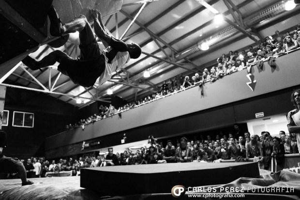 Campeonato de España de Escalada en Boulder 2012 - Foto Carlos Pérez
