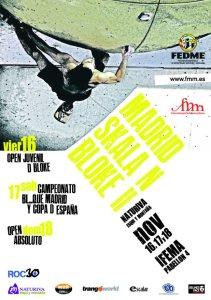 Madrid Eskala en Bloke II en al IFEMA