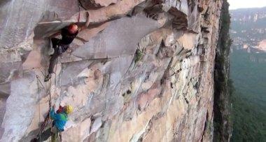 Video de escalada Jungle Jam en el Amuri Tepuy