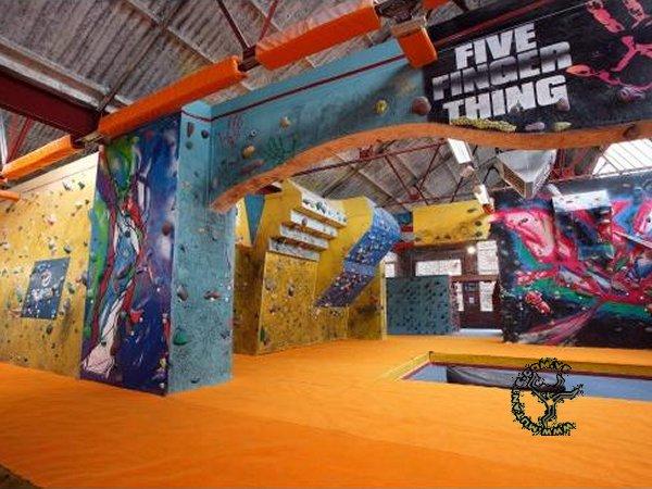 Festival Internacional de Escalada Climbing Works en Inglaterra