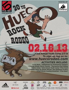 20th Hueco Rock Rodeo 2013