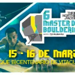 Convocatoria a la 6ta Edición del The North Face Master of Bouldering