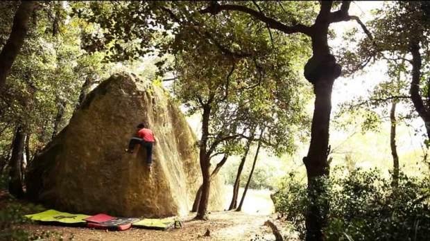 Video escalada 2 Boulder de La Comarca y Savassona Osona