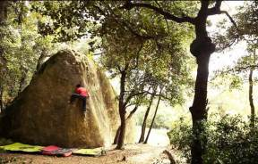 Video escalada 2 Boulder de La Comarca y Savassona Osona
