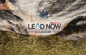 Video escalada Ecuador - Marmot's Lead Now Tour LT11