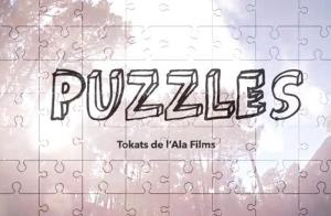 Trailer de escalada; Serie Puzzle's en Albarracín