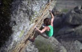 Video escalada boulder; Petzl Pad Party en Macedonia