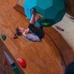 Valentina Aguado Segundo The North Face Master Bouldering Perú 2014