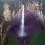 Cascada Boca del Dragon