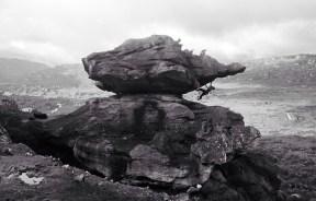 Escalada boulder tepuy Auyantepuy Venezuela | Foto Matthew Irving