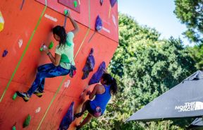 Primer The North Face Pre Master de Boulder en Santiago de Chile