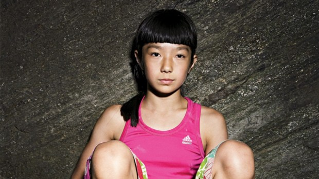 Ashima Shiraishi cayó a más de 13 metros en un rocódromo