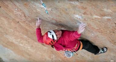 Película de escalada; Orbayu, una odisea de escalada con Nina Caprez y Cédric Lachat