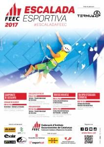 Campeonato de Catalunya de Escalada de Velocidad 2017 @  Climbat La Foixarda | Barcelona | Catalunya | España