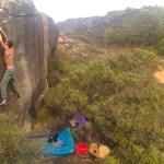 3 Videos de escalada boulder en Alcañiz por Miguel Navarro