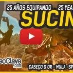 """Video entrevista; José López """"Sucina"""" 25 años equipando y escalando"""