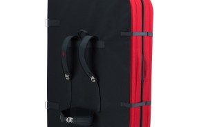 Crash pad de escalada boulder Mondo Fire Red de Black Diamond