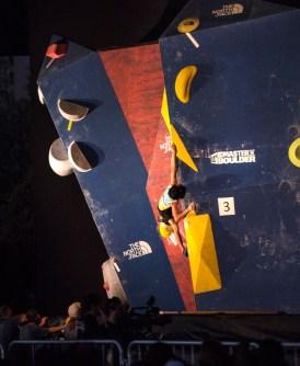The North Face Master Boulder 2018 en Chile - Foto Nico Gantz