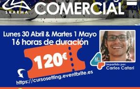 Curso RouteSetter por Carlos Catari en Sharma Climbing Barcelona