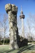 Rocódromo en Sainz de baranda parque roma