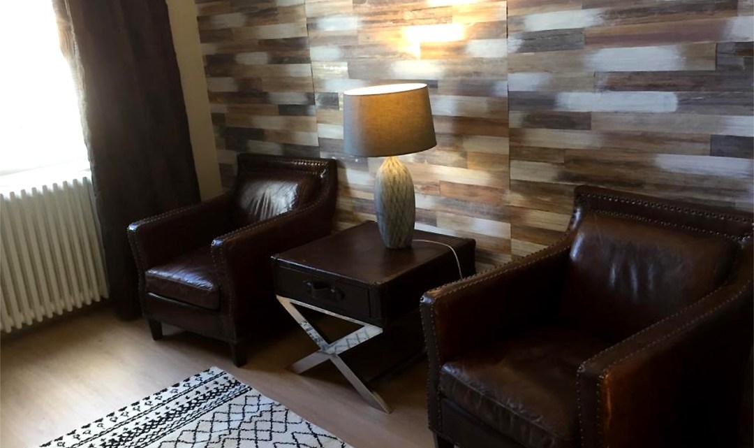 Salon privé Chambre Bois