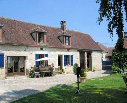 A La Métairie, chambres d'hôtes Lindry (10 km Auxerre)