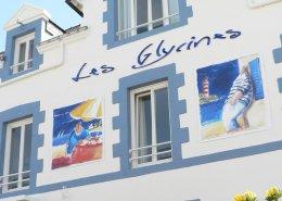 Les Glycines, maison d'hôtes de charme à Billiers (Bretagne)