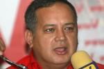 Diosdado Cabello, presidente de la Asamblea Nacional de Venezuela.