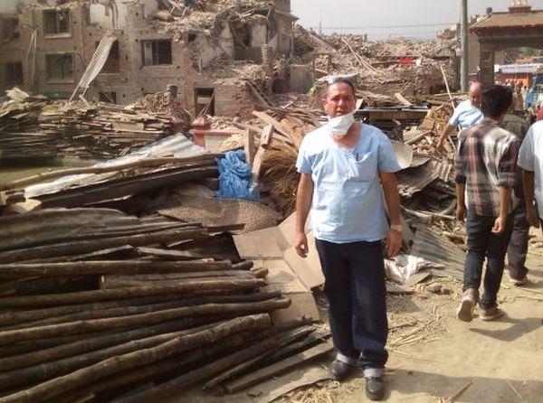 sancti spiritus, cuba, nepal, terremoto en nepal, medicos cubanos