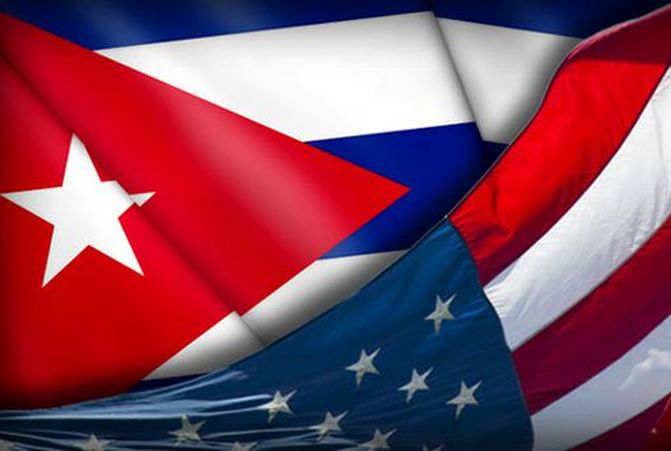 Image result for cuba + estados unidos