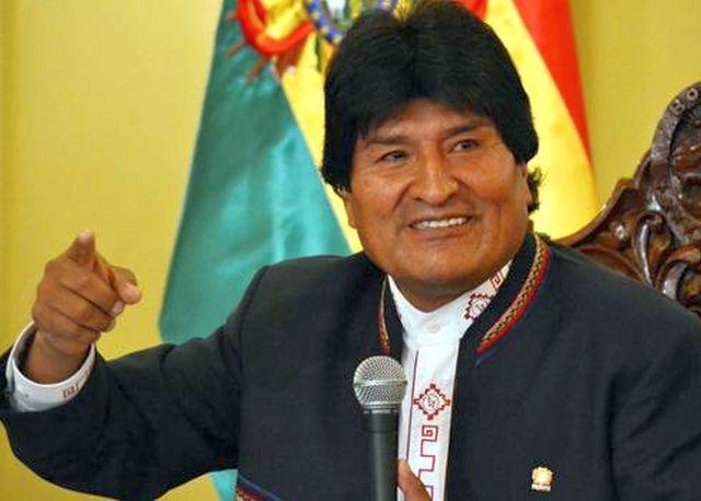 Evo Morales, Cuba, Bolivia, solidaridad