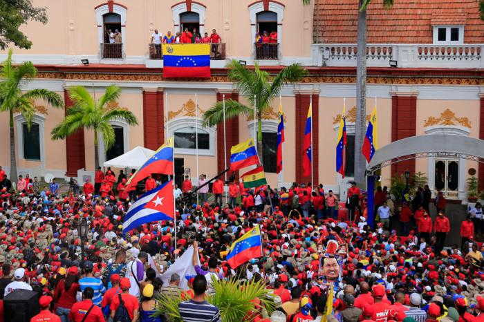 cuba, venezuela, nicolas mature, coup d'état, oea, chancellery cubana